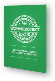 Flyer Basis Wohnprojekt